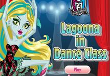 Vestir a Lagoona en clase de baile