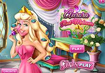 Juego de Princesas Aurora