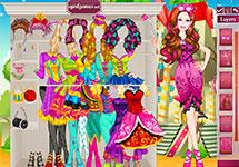 Barbie en el instituto Ever After High