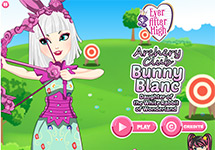 Juego de Ever After High Bunny Blanch