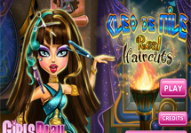 Cleo de Nile (Corte de Pelo)