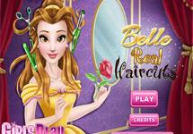 Cortar el pelo a Bella