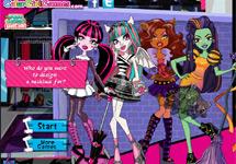 Decorar collares de las Monster High