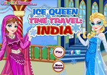 Elsa viaja a la India