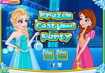 El Carnaval en Disney Frozen