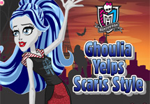 Ghoulia Yelps - Scaris