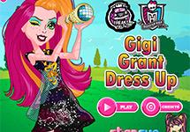 Vestir a Gigi Freaky Field Trip