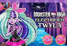 Juego de Monster High Twyla