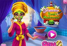 Juego de Princesas Jasmine