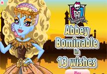 Vestir a Abbey Bominable 13 Deseos