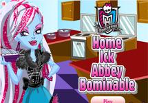 Vestir a Abbey - Trabajo de clase