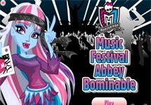 Vestir a Abbey Festival Musical