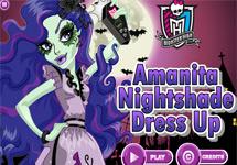 Vestir a Amanita Nightshade