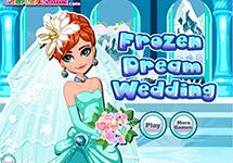 Vestir a Anna en su gran boda