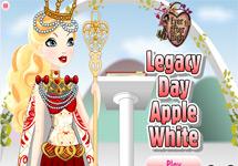 Vestir a Apple Dia del Legado