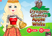 Vestir a Apple Dragon Games