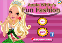 Vestir a Apple White Fashion