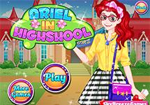 Vestir a Ariel en el nuevo Instituto