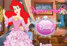 Vestir a Ariel