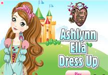 Vestir a Ashlynn Ella