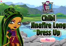 Vestir a baby Jinafire Long