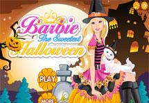 Vestir a Barbie Halloween