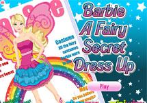 Vestir a Barbie Secreto de Hadas