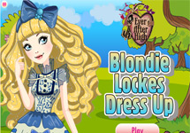 Vestir a Blondie Lockes