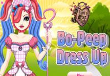 Vestir a Little Bo Peep