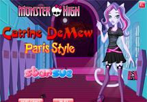 Vestir a Catrine DeMew