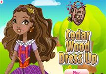 Vestir a Cedar Wood