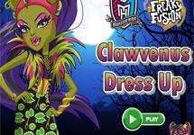 Vestir a Clawvenus