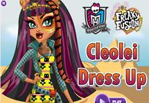 Vestir a Cleolei