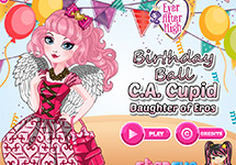 Juego de Ever After High Cupido