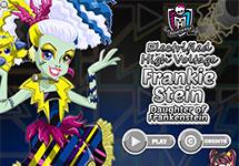 Vestir a Frankie Electrified