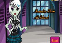 Vestir a Frankie en el Instituto