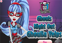 Vestir a Ghoulia Ghouls Night Out