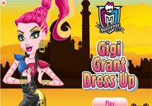 Vestir a Gigi Grant