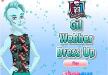 Vestir a Gil Webber