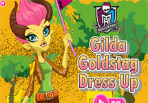 Vestir a Gilda Goldstag