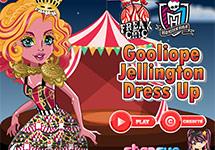 Vestir a Gooliope Jellington