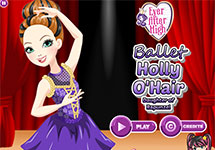 Juego de Ever After High Holly O Hair