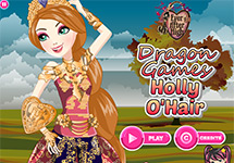 Vestir a Holly Dragon Games