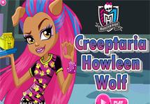 Vestir a Howleen (Creepateria)