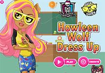 Vestir a Howleen Geek Shriek