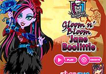 Vestir a Jane Fiesta Jardiner�a