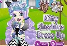 Vestir a Kitty Cheshire Spring Unsprung