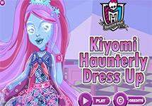 Vestir a Kiyomi Haunterly