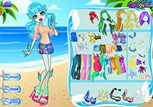 Vestir a Lagoona Blue en verano
