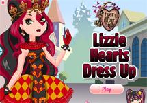 Vestir a Lizzie Hearts